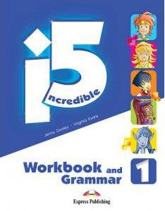 Εικόνα της INCREDIBLE 5 1 WORKBOOK & GRAMMAR (INTERNATIONAL)