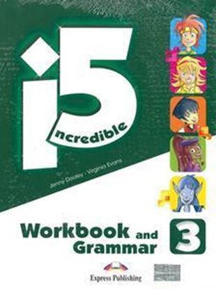 Εικόνα της INCREDIBLE 5 3 WORKBOOK & GRAMMAR (INTERNATIONAL)