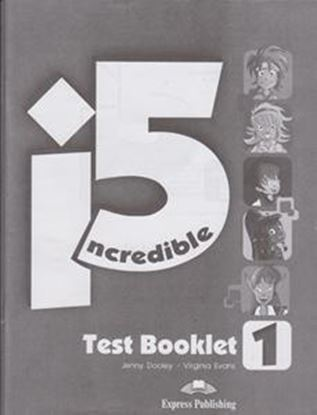 Εικόνα της INCREDIBLE 5 1 TEST BOOKLET (INTERNATIONAL)