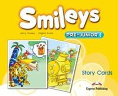 Εικόνα της SMILEYS PRE-JUNIOR STORY CARDS (GREECE)