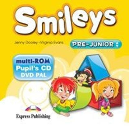 Εικόνα της SMILEYS PRE-JUNIOR PUPIL'S MULTI-ROM PAL (GREECE)