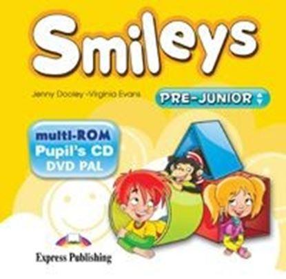 Εικόνα της SMILEYS PRE-JUNIOR PUPIL'S MULTI-ROM P AL (GREECE)