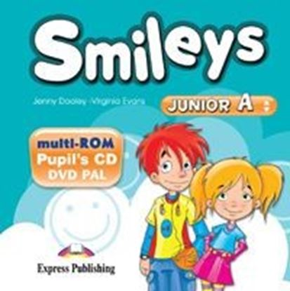 Εικόνα της SMILEYS JUNIOR A PUPIL'S MULTI-ROM PAL (GREECE)