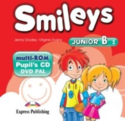 Εικόνα της SMILEYS JUNIOR B PUPIL'S MULTI-ROM PAL  (GREECE)