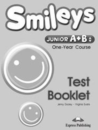 Εικόνα της SMILEYS JUNIOR A+B ONE - YEAR COURSE TEST BOOKLET (INTERNATIONAL )