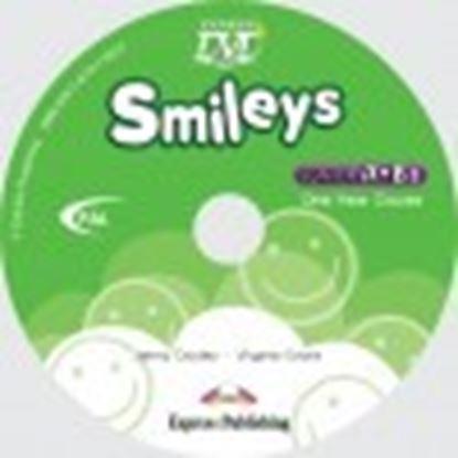Εικόνα της SMILEYS JUNIOR A+B ONE YEAR COURSE DVD  PAL (GREECE)