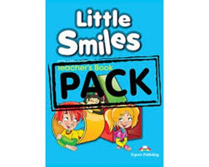 Εικόνα της LITTLE SMILEYS TEACHER'S BOOK (Interle aved with POSTERS set of 7 & Let's celebrate 1)