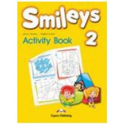 Εικόνα της SMILEYS 2 ACTIVITY BOOK (INTERNATIONAL)