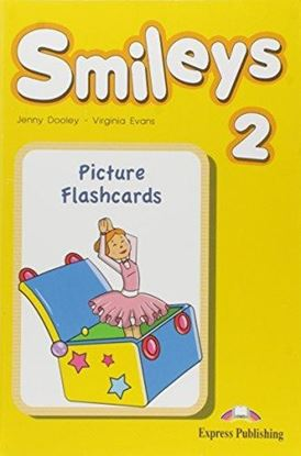 Εικόνα της SMILEYS 2 PICTURE FLASHCARDS (INTERNAT IONAL)