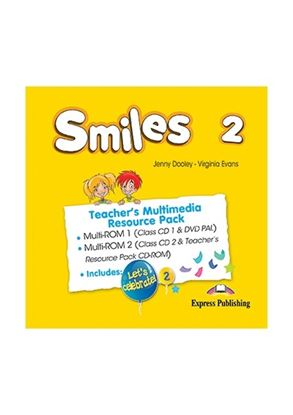 Εικόνα της SMILEYS 2 TEACHER'S MULTIMEDIA RESOURC E PACK(SET OF 2) (INTERNATIONAL) (MULTI-ROM PAL(CLASS CDs/DVD P