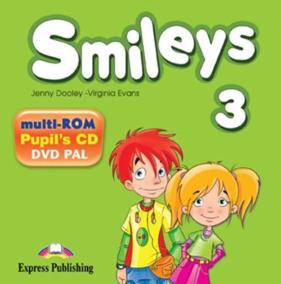Εικόνα της SMILEYS 3 PUPILS MULTI ROM PAL (INTERN ATIONAL)
