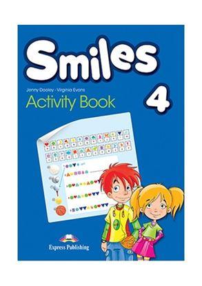 Εικόνα της SMILEYS 4 ACTIVITY BOOK INTERNATIONAL