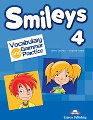 Εικόνα της SMILEYS 4 VOCABULARY & GRAMMAR PRACTICE (INTERNATIONAL)