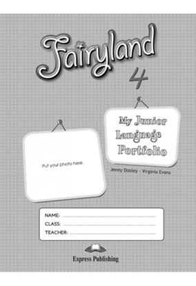 Εικόνα της FAIRYLAND 4 MY JUNIOR LANGUAGE PORTFOL IO (INTERNATIONAL)