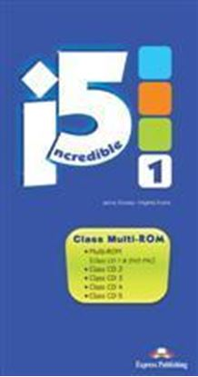 Εικόνα της INCREDIBLE 5 1 CLASS MULTI ROM PAL (INTERNATIONAL)