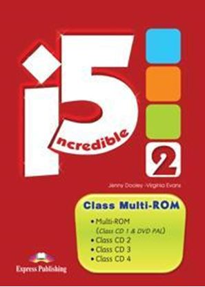 Εικόνα της INCREDIBLE 5 2 CLASS MULTI ROM PAL (IN TERNATIONAL)