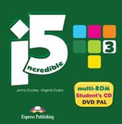 Εικόνα της INCREDIBLE 5 3 STUDENT'S MULTI ROM PAL (INTERNATIONAL)