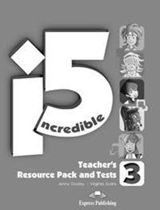 Εικόνα της INCREDIBLE 5 3 TEACHER'S RESOURCE PACK & TESTS (INTERNATIONAL)