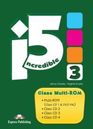 Εικόνα της INCREDIBLE 5 3 CLASS MULTI ROM PAL (INTERNATIONAL)