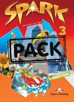Εικόνα της SPARK 3 POWER PACK (S'S,ieBOOK, WORKBOOK, GRAMMAR BOOK- GREEK, C OMPANION)-ΚΑΤΑΡΓΗΜΕΝΟ
