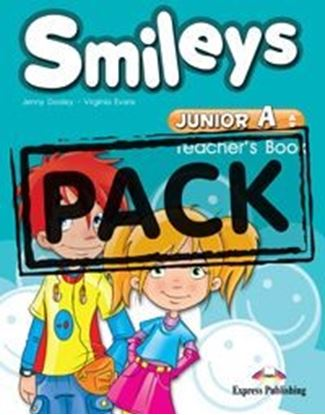 Εικόνα της SMILEYS JUNIOR a TEACHER'S BOOK (Inter leaved with POSTERS set of 10 & Let's celebrate 3)