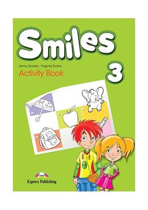 Εικόνα της SMILEYS 3 ACTIVITY BOOK INTERNATIONAL