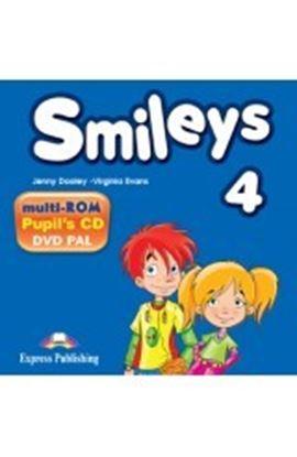 Εικόνα της SMILEYS 4 PUPILS MULTI ROM PAL (INTERN ATIONAL)