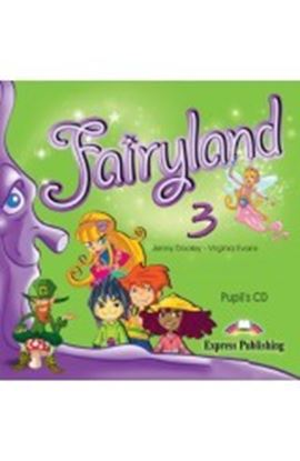 Εικόνα της FAIRYLAND 3 MY JUNIOR LANGUAGE PORTFOL IO(INTERNATIONAL)