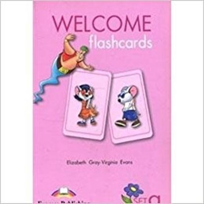 Εικόνα της WELCOME FLASHCARDS SET A