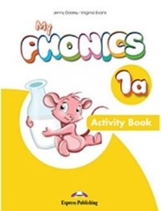 Εικόνα της MY PHONICS 1a ACTIVITY BOOK (INTERNATIONAL)