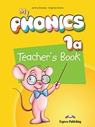 Εικόνα της MY PHONICS 1a TEACHER'S BOOK (INTERNAT IONAL) WITH CROSS-PLATFORM APPLICATION