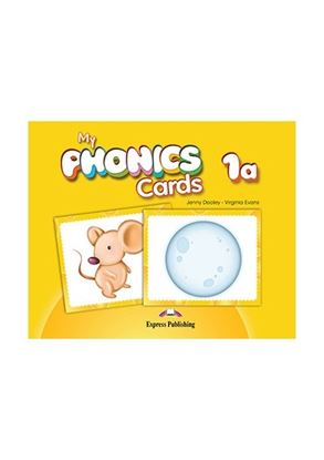 Εικόνα της MY PHONICS 1a MY PHONICS CARDS