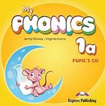 Εικόνα της MY PHONICS 1a PUPLI'S CDs