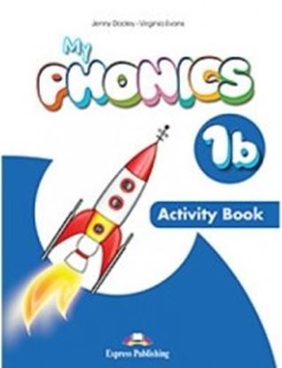 Εικόνα της MY PHONICS 1b ACTIVITY BOOK (INTERNATIONAL)