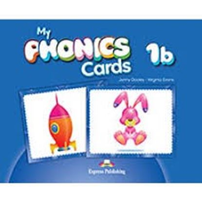 Εικόνα της MY PHONICS 1b MY PHONICS CARDS