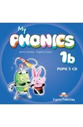 Εικόνα της MY PHONICS 1b CLASS CD (INTERNATIONAL)