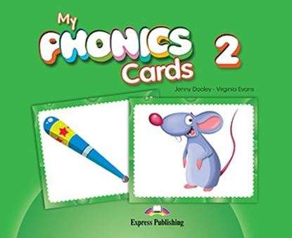 Εικόνα της MY PHONICS 2 MY PHONICS CARDS