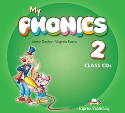 Εικόνα της MY PHONICS 2 CLASS CDs