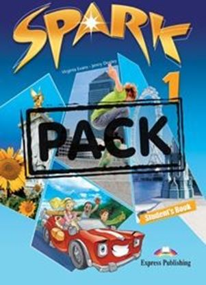 Εικόνα της SPARK 1 POWER PACK (S'S, ieBOOK,WORKBOOK,GRAMMAR BOOK- GREEK,COM PANION)-ΚΑΤΑΡΓΗΜΕΝΟ