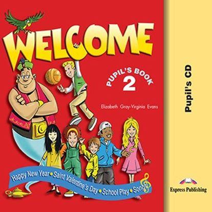 Εικόνα της WELCOME 2 SCHOOL PLAY & SONGS CD