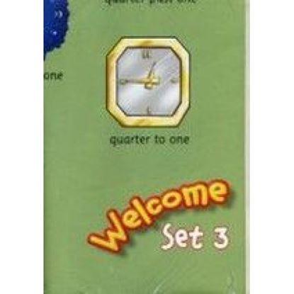 Εικόνα της WELCOME POSTERS SET 3 PACK