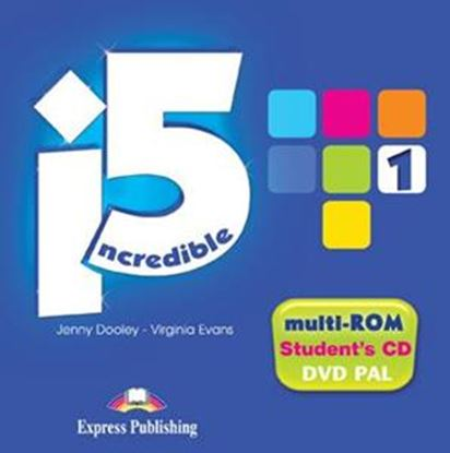 Εικόνα της INCREDIBLE 5 1 STUDENT'S MULTI ROM PAL (INTERNATIONAL)