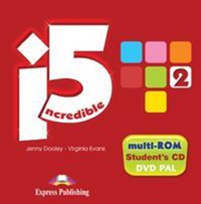 Εικόνα της INCREDIBLE 5 2 STUDENT'S MULTI ROM PAL  (INTERNATIONAL)