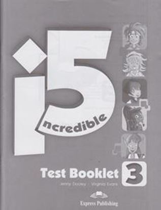 Εικόνα της INCREDIBLE 5 3 TEST BOOKLET (INTERNATIONAL)