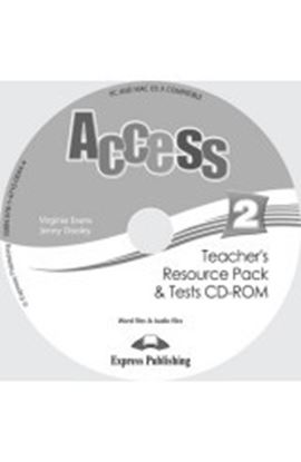 Εικόνα της ACCESS 2 TEACHER'S RESOURCE PACK & TESTS CD-ROM