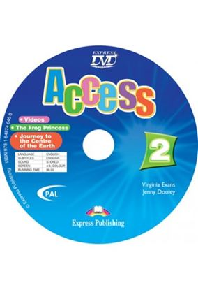 Εικόνα της ACCESS 2 DVD PAL GREECE