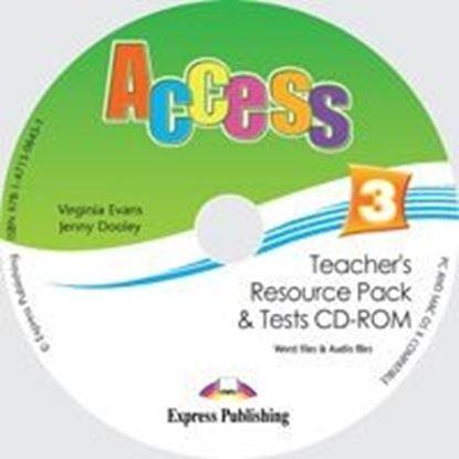 Εικόνα της ACCESS 3 TEACHER'S RESOURCE PACK & TESTS CD-ROM