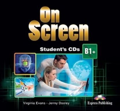 Εικόνα της ON SCREEN B1+ STUDENT'S CD's (SET OF 2) INTERNATIONAL