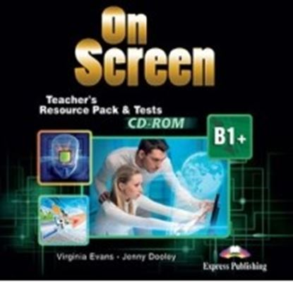 Εικόνα της ON SCREEN B1+ T'S RESOURCE PACK & TEST BOOKLET CD-ROM REVISED (I NTERNATIONAL)