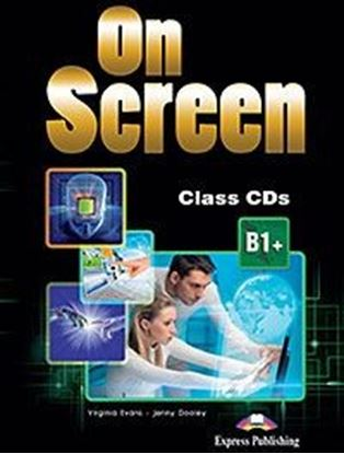 Εικόνα της ON SCREEN B1+ CLASS CD's (SET OF 4) INTERNATIONAL